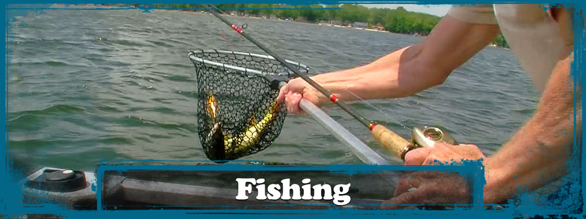 Houghton Lake Area Fishing