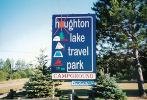 Houghton Lake Travel Park Campground