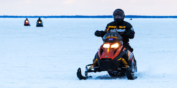 Houghton Lake Area Winter Fun