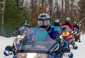 Snowmobiling Clubs