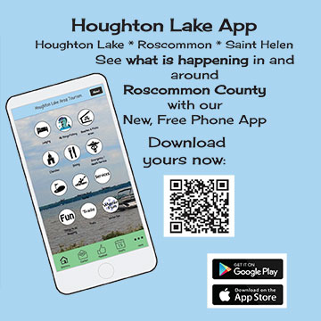 Houghton Lake Phone App