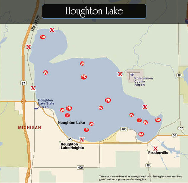 Houghton Lake Area Tourism Bureau