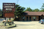 Korbinski's Lakeview Motel